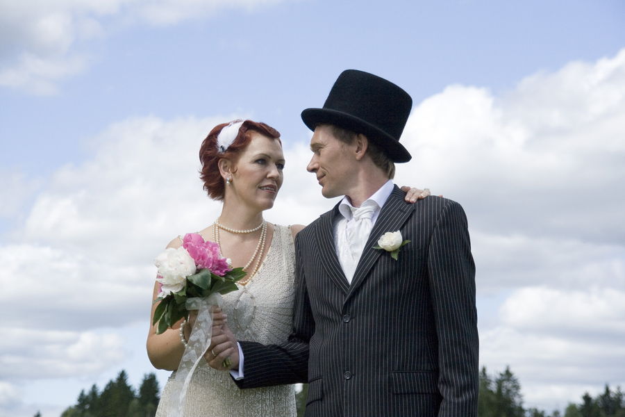 Wedding in Norway Photo by Wenche Eek